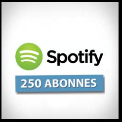 accueil2 250 followers spotify