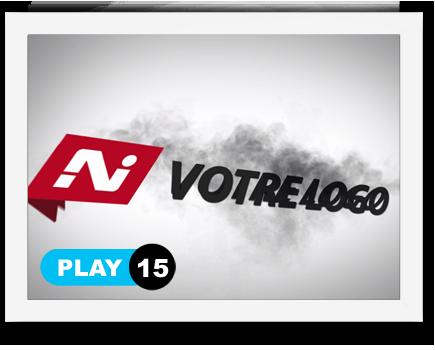 exemple 15 vidéo de présentation Création intro vidéo logo v15
