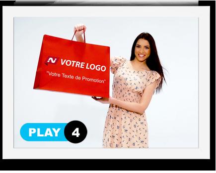 exemple 4 vidéo de présentation Création intro vidéo logo v4
