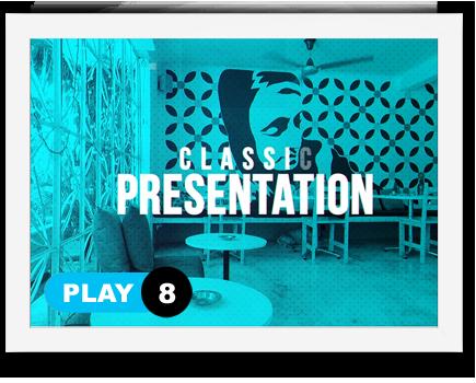 1-8 vidéo de présentation Création vidéo de présentation 1 8