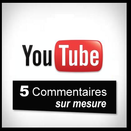 Acheter des commentaires youtube sur mesure for Acheter miroir sur mesure