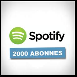 Accueil 2000 spotify 1