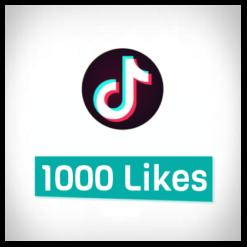 Accueil tiktok 1000 likes